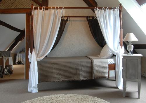 Chambre d 39 hotes de charme bergere chambres blancafort - Chambre d hote lit et mixe ...